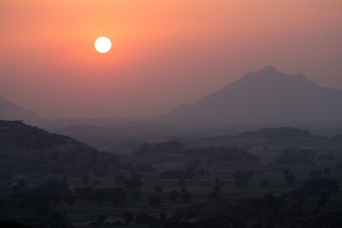 Sunset, Jawai, Rajasthan