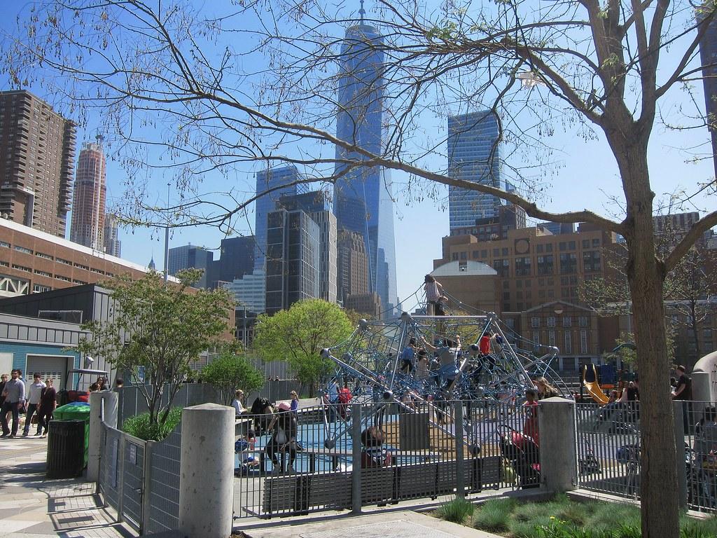 Hudson river park skyscraperpage forum for Hudson park
