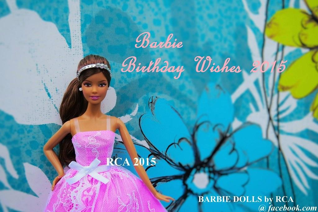 Barbie Birthday Wishes 2015 Latina