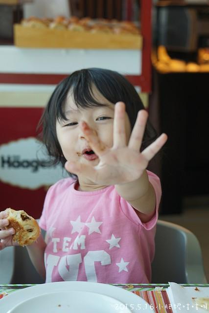【小貝貝日記】想當壞孩子的兩歲一兩個月