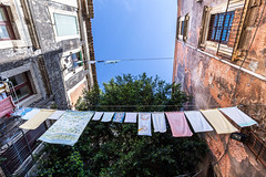Street of Catania