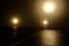 Photo:霧に灯す By atacamaki