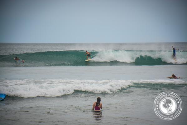Surfing San Juan del Sur Nicaragua