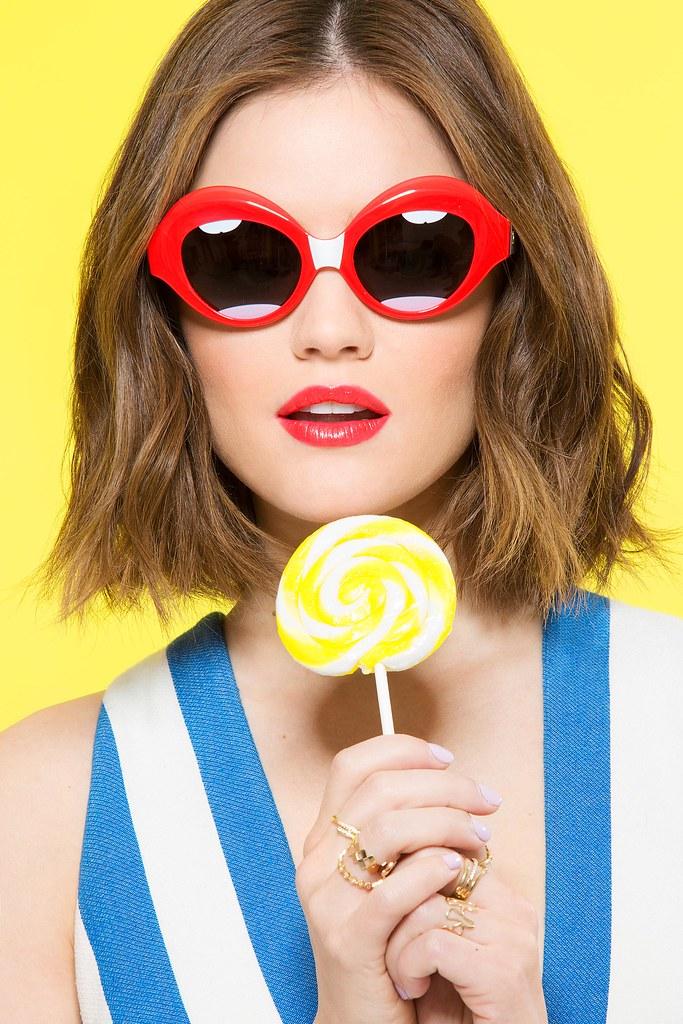 Люси Хейл — Фотосессия для «Cosmopolitan» 2016 – 3
