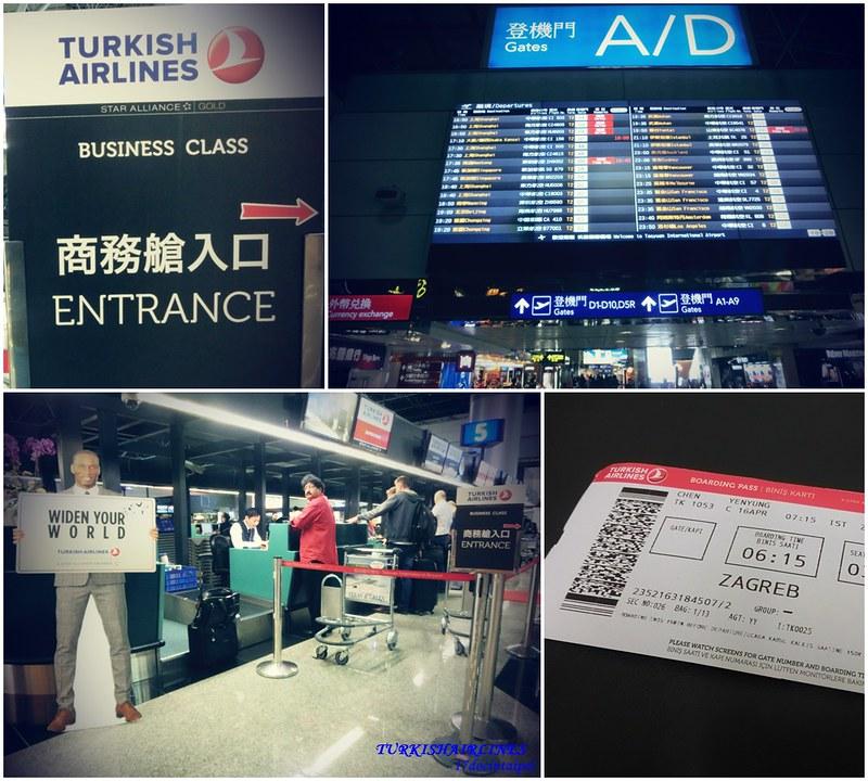 克羅埃西亞-土耳其航空- Turkish Airlines-17度C隨拍  (4)