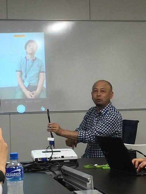 Mr. Koichi Mitsui, iPhonegrapher