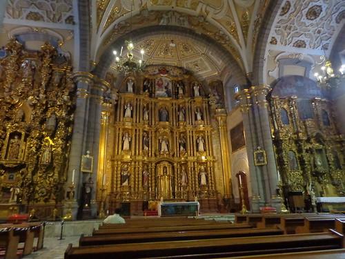 Church of Santo Domingo, Puebla