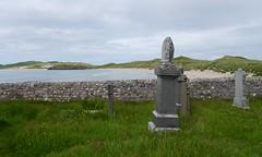 Balnakeil Beach from the Graveyard