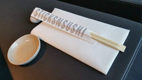 Stick 'n' Sushi Crossrail Place