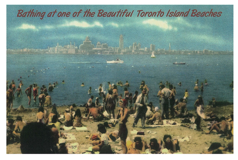 retro - Toronto - Toronto Island Beaches