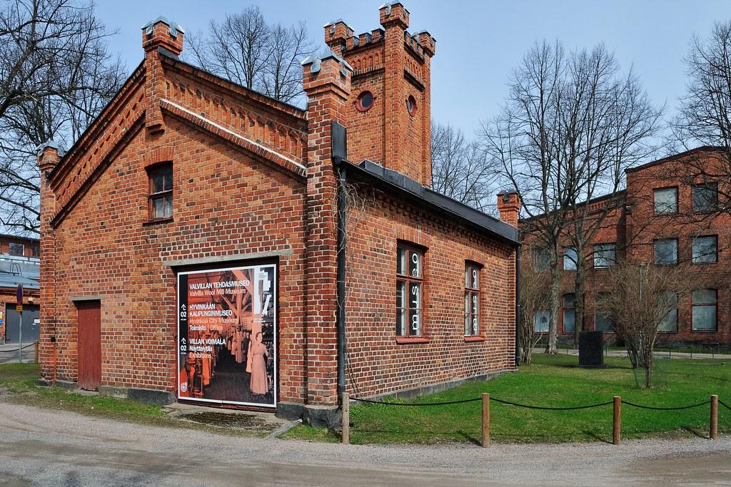 Fabrikmuseum Villa