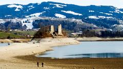 Ile d'Ogoz at low tide