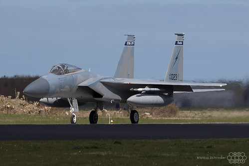 F-15C Florida Air National Guard 159th Fighter Squadron