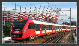 EMU class 2160, Warszawa, 21.07.2012