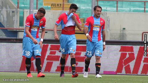 Catania-Cittadella 2-3: le pagelle rossazzurre$