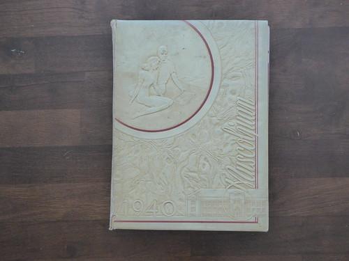 SaAlPe The Muscoljuan Yearbook (1940)