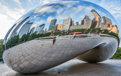 Lights, Camera, Action: Selfies in the Bean by Geoff Livingston
