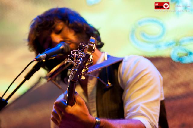 Daniel Kemish em EDP Live Bands 2015