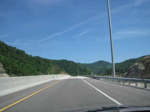 US 460 in Pike County, KY
