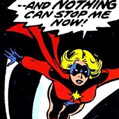 Go get 'em, Ms. Marvel! #comics
