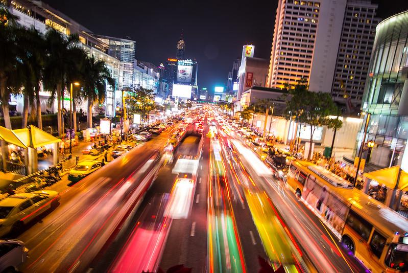 今日熱門文章:【泰國】曼谷之夜.洽圖洽市集.Central World