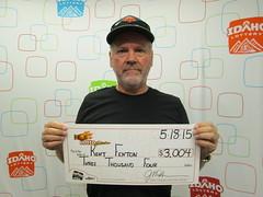 Kent Fenton - $3,004 Hot Lotto Sizzler