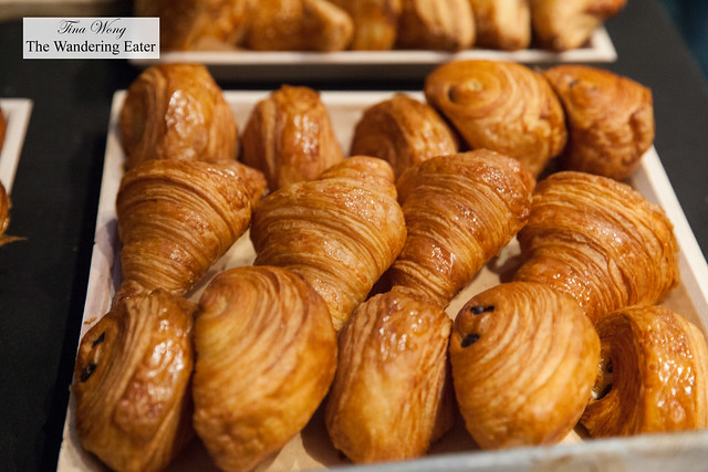 Croissants by Breads Bakery