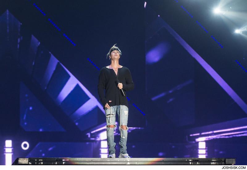 Justin Bieber @ Verizon Center - 4/29/2016