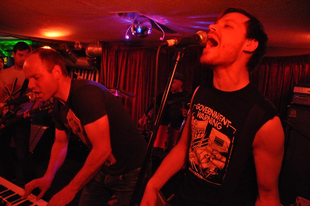 The Sedatives at House of Targ