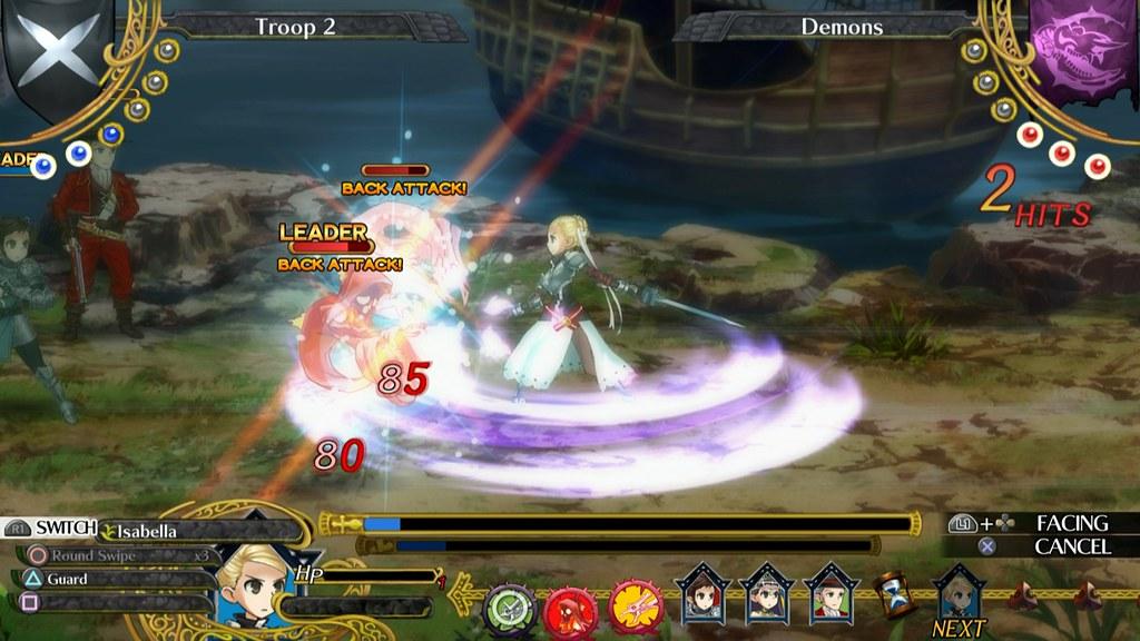 Grand Kingdom, PS4 and PS Vita