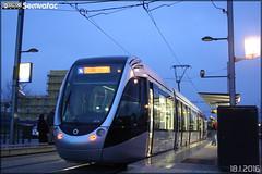 Alstom Citadis - Tisséo n°5016