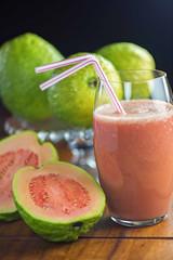 Suco de Goiaba/Guava's juice
