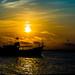 Ly Son Island - Vietnam at dawn. by Ngocchau Media