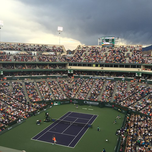 RF / Indian Wells / 18 March 2015