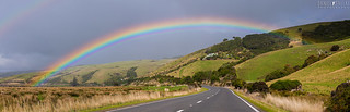 The Catlins Rainbows