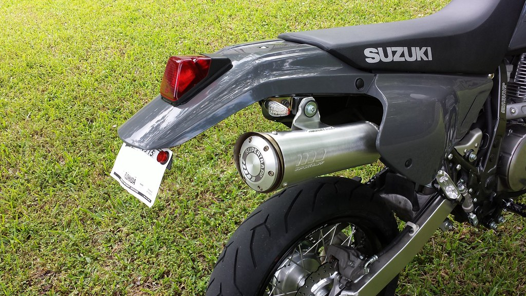 Dr650 Rear Fender Motorcycle Scooter Parts Gumtree Australia