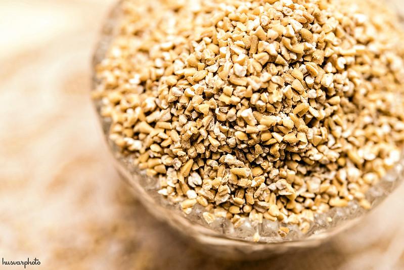 steel cut oats benefits