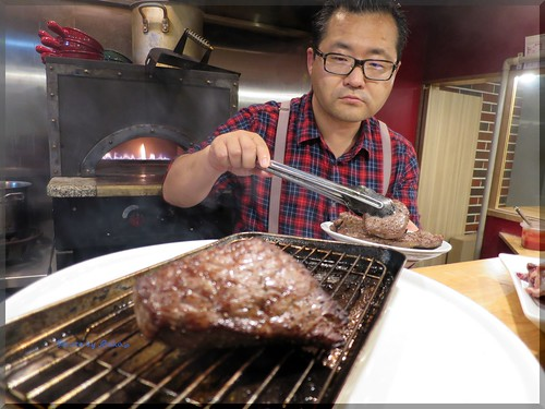 Photo:2015-05-23_ハンバーガーログブック_門崎熟成肉とピッツァ生地と石窯と私で何する?【コラボ検討】_08 By:logtaka