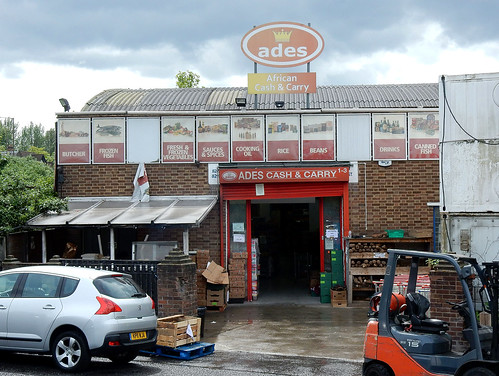 Ades Cash & Carry, Charlton, London SE7
