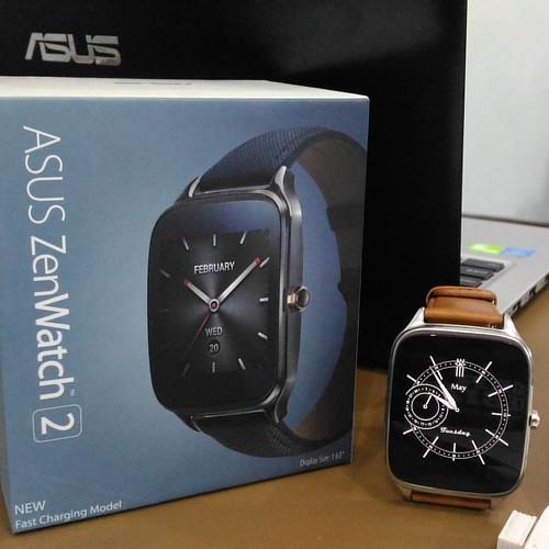 #ASUS #ZenWatch2 #BloggerBorneo @asusid