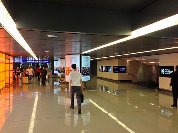 プライオリティ・パスでも入れる香港国際空港のアライバルラウンジ「プラザプレミアムラウンジ」
