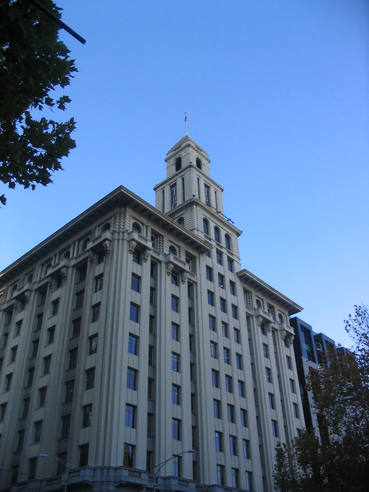 T&G building, Collins Street, Melbourne (May 2006)