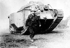 U.S. 30th Division Solider & Supply Tank