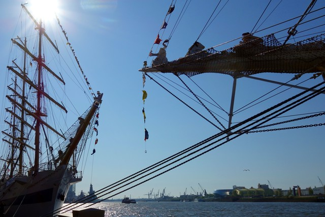 Hamburger Hafengeburtstag 2016