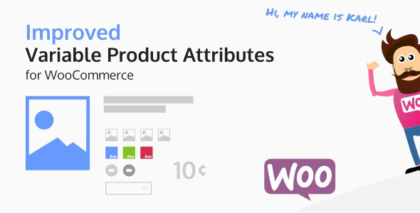 Improved Variable Product Attributes for WooCommerce v3.3.0