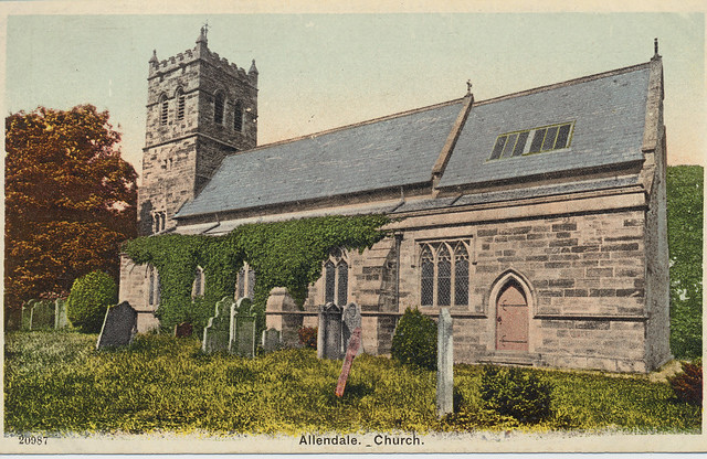 Church of St. Cuthbert, Allendale