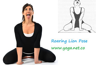 Simhagarjanasana (Roaring Lion Pose) | Procedure Duration and benefits & Video
