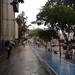 Avenida 4 bajo la lluvia av. 4, c.5-7/ 4th Avenue under the rain 4th ave., 5th-7th str.