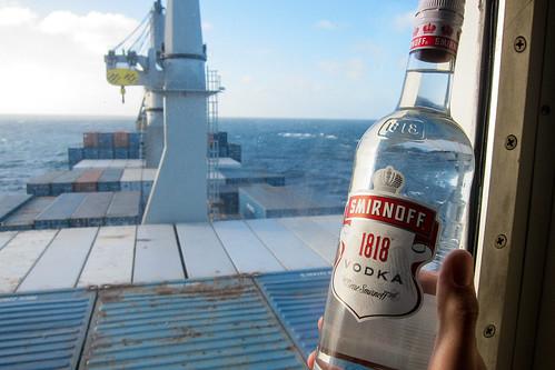 Vodka fuel