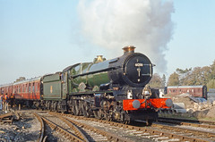 6000 'King George V' at Hereford